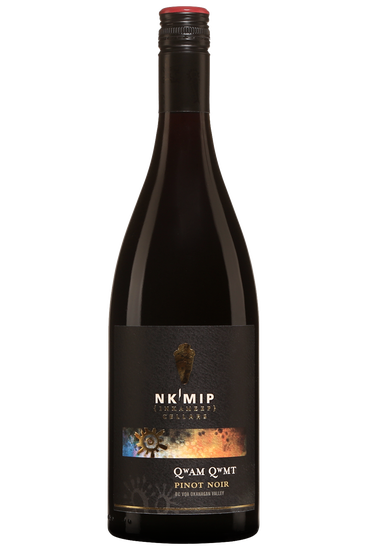 Nk'Mip Cellars Qwam Qwmt Pinot Noir Vallée de Okanagan