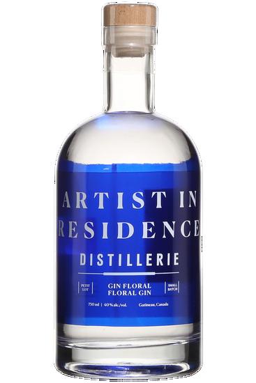 Distillerie Artist in Residence Gin Floral