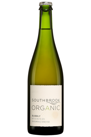 Southbrook Bubbly Saunders Family Vineyard Beamsville Bench
