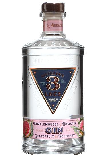 Distillerie 3 Lacs Pamplemousse Romarin