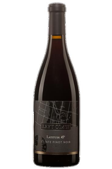 Left Coast Estate Latitude 45° Pinot Noir Willamette Valley