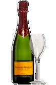 Coffret Cadeau Bernard Massard Cuvée de l'Écusson Brut + 2 verres Image