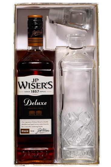 J.P. Wiser's Coffret Cadeau Avec Carafe