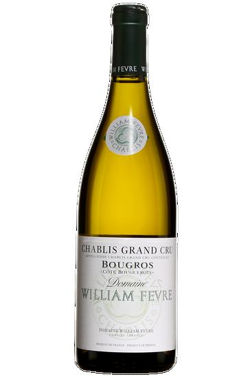 Domaine William Fèvre Chablis Grand Cru Bougros Côte Bouguerots