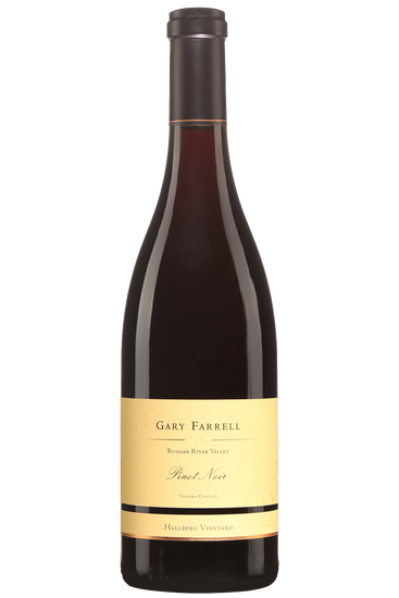 Gary Farrell Hallberg Vineyard Pinot Noir Russian River Valley