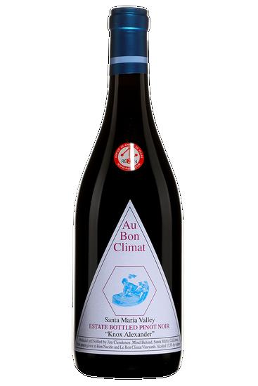 Au Bon Climat Pinot Noir Knox Alexander Santa Maria Valley
