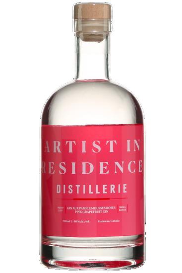 Distillerie Artist in Residence Gin aux Pamplemousses Roses