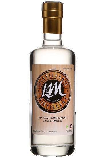 Distillerie L & M Gin au Champignon
