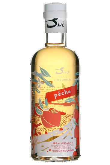 Sivo Liquoriste Peach liqueur