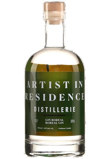Distillerie Artist in Residence Gin Boréal