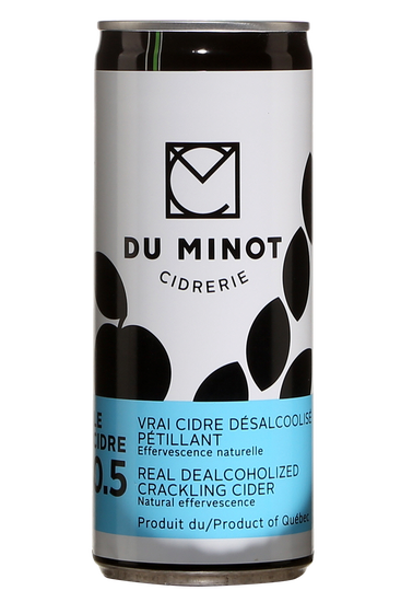 Cidrerie du Minot Le Cidre 0.5