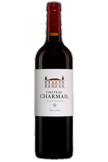Bernard D'Halluin Château Charmail Haut-Médoc