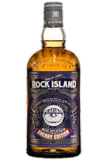 Douglas Laing Rock Island Sherry Cask Blended Malt Limited Edition Highlands