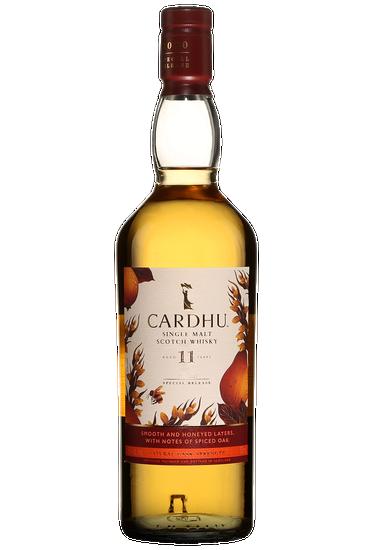 Cardhu 11 Ans Single Malt Scotch Whisky