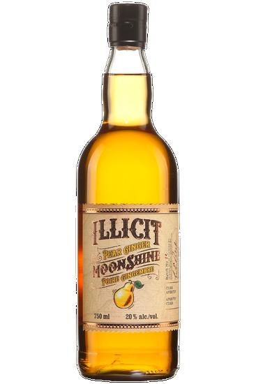 Illicit Moonshine Pear Ginger