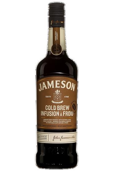 Jameson Irish Whiskey & Natural Cold Brew Coffee