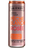 Smirnoff Vodka & Soda Pêche Blanche Image