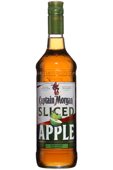 Captain Morgan, Captain Morgan Sliced Ap