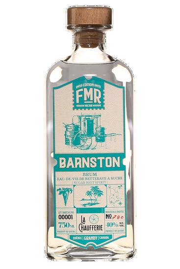 Distillerie La Chaufferie FMR Barnston Brum