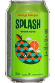 Splash Orange et Mangue