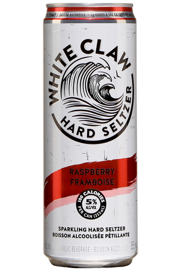 White Claw Framboise