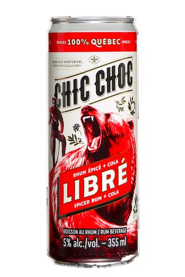 Chic Choc Rhum Épicé Libré