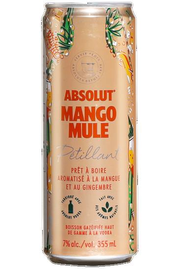 Absolut Mango Mule