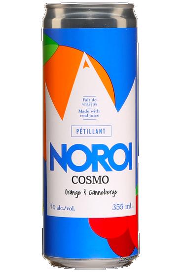 Noroi Cosmo Orange et Canneberge