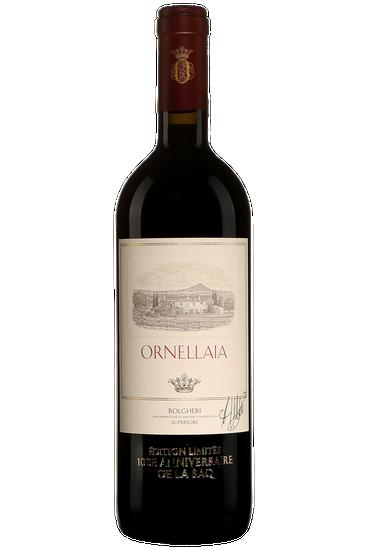 Ornellaia Limited Edition SAQ 100th anniversary
