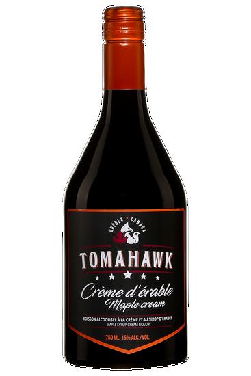 Distillerie Shefford Crème d'érable Tomahawk