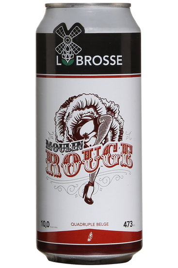Microbrasserie Labrosse Moulin Rouge
