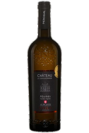 Château la Gentilhommiere Vin de Savoie Abymes Vieilles Vignes