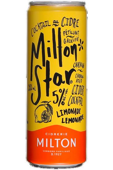 Milton Star Limonade