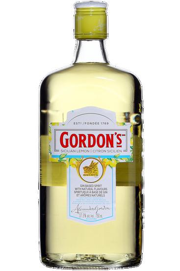 Gordon's Citron Sicilien