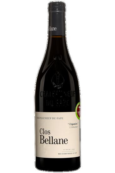 Clos Bellane Châteauneuf-du-Pape Urgonien