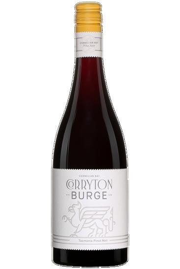 The Kin Corryton Burge Cornelian Bay Pinot Noir