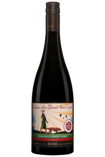 Fowles Wines Ladies Who Shoot Their Lunch Wild Ferment Shiraz Victoria