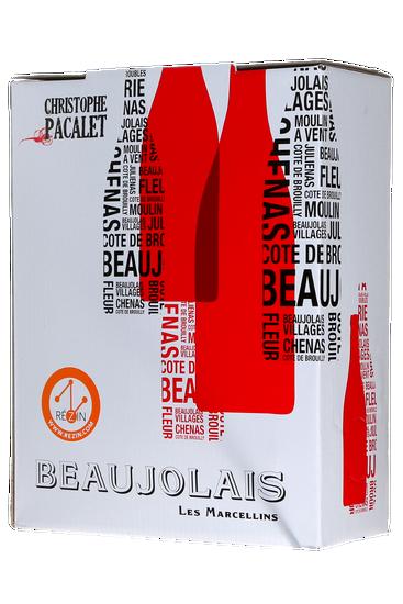 Christophe Pacalet Beaujolais Les Marcellins