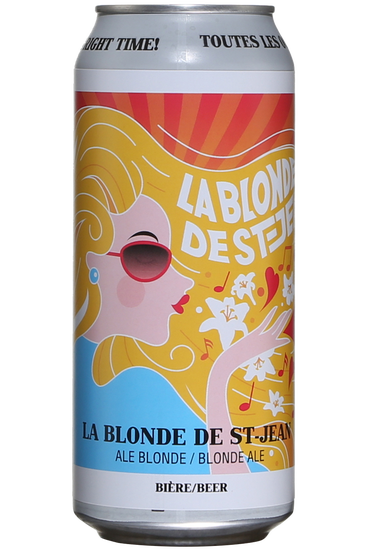 Lagabière La Blonde de Saint-Jean