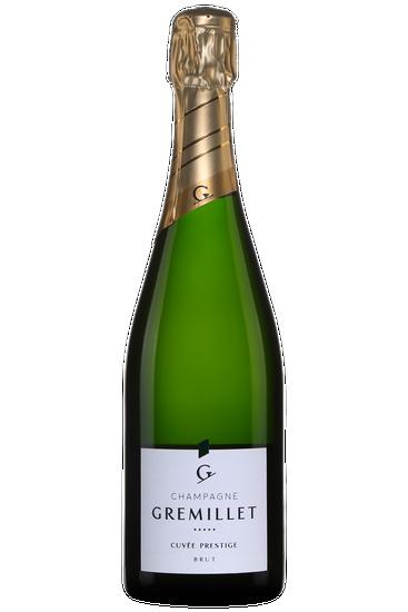 Champagne Gremillet Cuvée Prestige Brut
