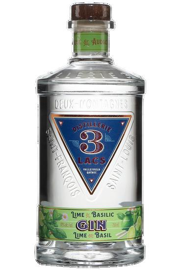 3 Lacs Lime Basilic
