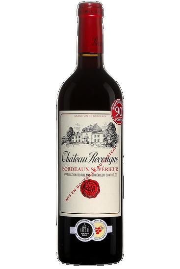 Château Recougne Bordeaux Supérieur