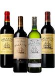 Forfait Dégustation Virtuelle Château Malartic-Lagravière (4x750 ml)