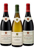 Forfait dégustation virtuelle Domaine Faiveley (3x750 ml)