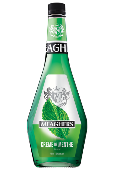 Meaghers Crème de menthe verte