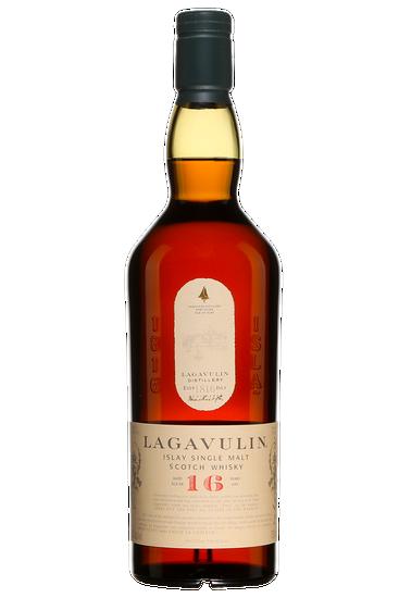 Lagavulin 16 Years Old Islay Single Malt Scotch Whisky