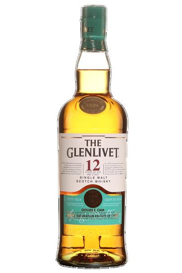 The Glenlivet 12 Ans Double Oak Scotch Whisky Single Malt