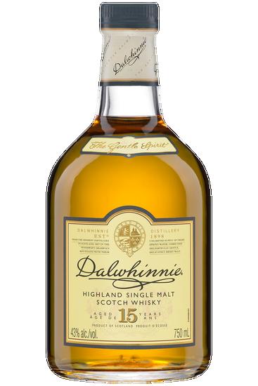 Dalwhinnie 15 ans Highland Single Malt Scotch Whisky