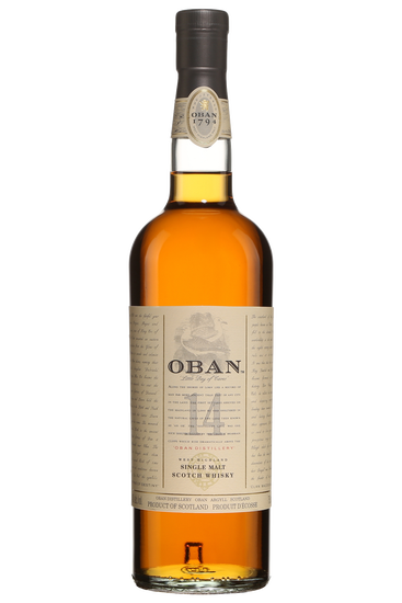 Oban 14 ans Highland Single Malt