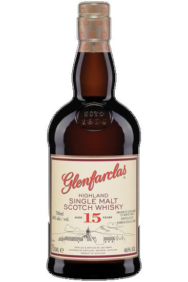 Glenfarclas 15 ans Highland Scotch Single Malt